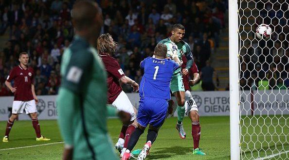 Confederations Cup 2017, 2ª giornata: Russia-Portogallo 0-1, ci pensa CR7