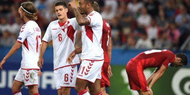 Europei Under 21 2017: Repubblica Ceca-Danimarca 2-4, grazie Danske Dynamite!