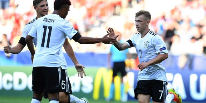 Europei Under 21 2017, la Germania squilla e avverte l'Italia: 2-0 alla Rep. Ceca
