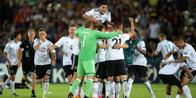 Europei Under 21 2017, Germania-Spagna 1-0: a Cracovia il trionfo è tedesco