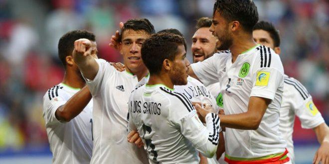 Confederations Cup 2017, 1ª giornata: Portogallo-Messico 2-2, spunta il neoromanista Moreno