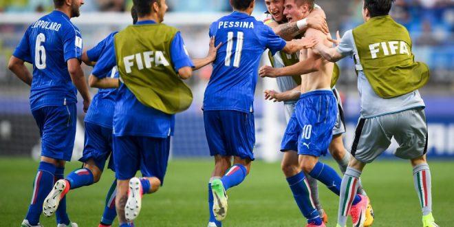 Mondiali Under 20, Italia storica: Zambia battuto 3-2 dts, è semifinale!