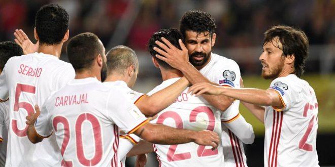 Qualificazioni Russia 2018: Spagna ok in Macedonia; scherzetto Islanda alla Croazia