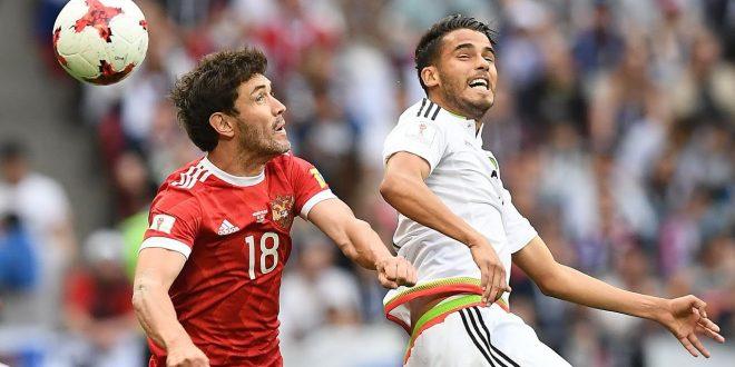 Confederations Cup, 3ª giornata: Russia-Messico 1-2, Tricolor in semifinale