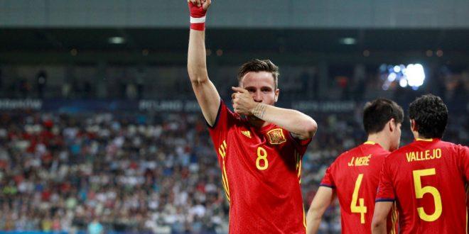 Europei Under 21 2017: Spagna-Italia 3-1, un epico Saul sbatte fuori gli azzurrini