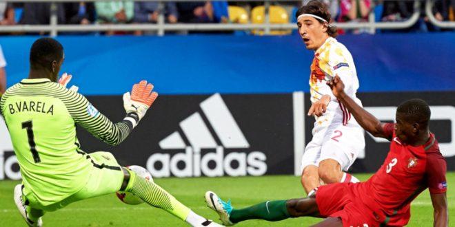 Europei Under 21 2017: Spagna-Portogallo 3-1, la Rojita è la prima semifinalista