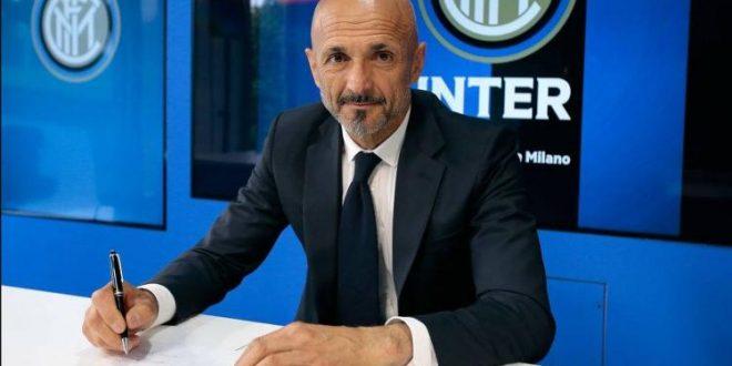 Inter, Luciano Spalletti promette: riporterò in alto i nerazzurri. Le sue prime parole da interista