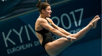 Tuffi, Europei 2017: Elena Bertocchi d'oro nella gara di Tania