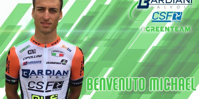 Bardiani-Csf, ingaggiato Michael Bresciani. Fortuneo-Vital Concept, i main sponsor si separano