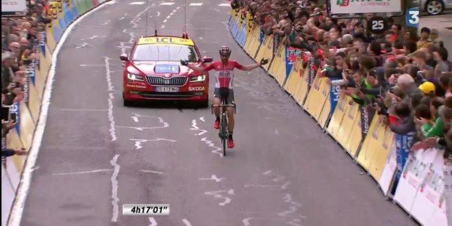 Giro del Delfinato 2017, la fuga premia De Gendt. Terzo Ulissi