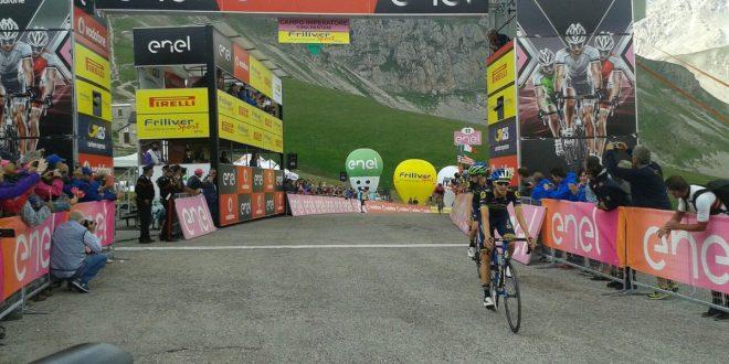 Giro d'Italia Under 23, trionfo finale di Sivakov. Hindley primo a Campo Imperatore