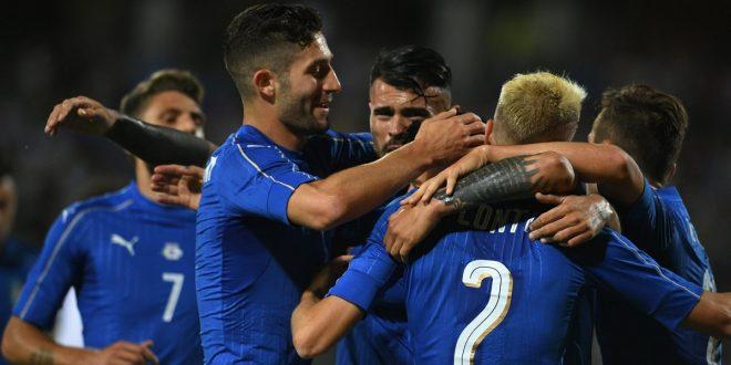 Nazionale, Italia-San Marino finisce 8-0. Buone indicazioni per Ventura