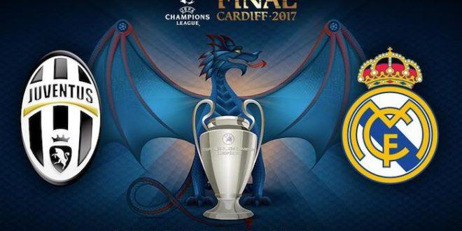 Champions League, la notte delle stelle: anteprima finale Juventus-Real Madrid