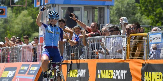 Longo Borghini campionessa italiana élite, Moschetti tricolore under 23