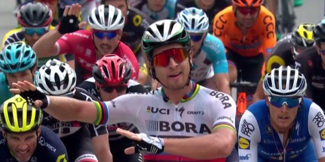 Giro di Svizzera 2017, Sagan non sbaglia a Cevio. Terzo Trentin