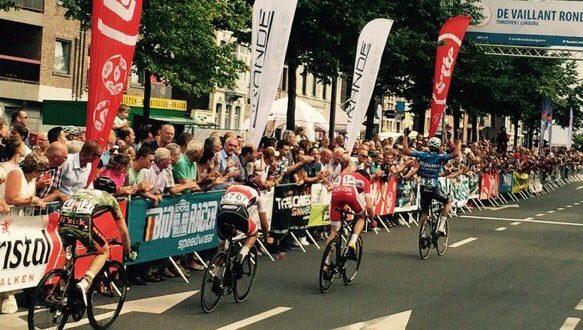Wout Van Aert vince la Ronde Van Limburg 2017