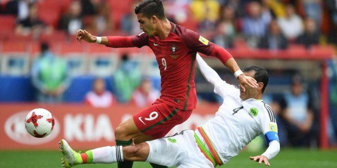 Confederations Cup, il Portogallo si prende il 3° posto: 2-1 al Messico, rigore stavolta benevolo