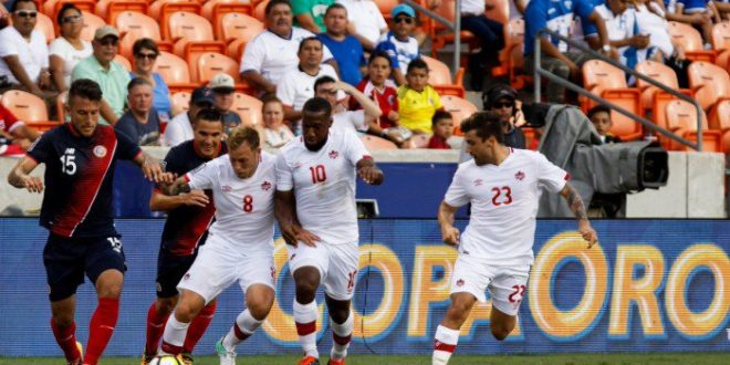 Gold Cup 2017, 2ª giornata: Costa Rica e Canada si pestano i piedi, un punto per la Guyana