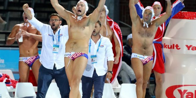Mondiali pallanuoto 2017: incredibile, Serbia out; la finale sarà Croazia-Ungheria!