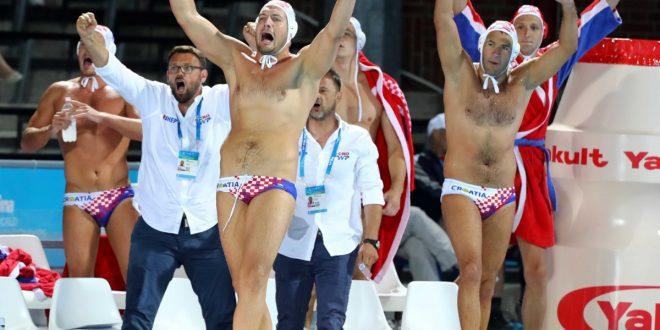 Mondiali pallanuoto 2017: incredibile, Serbia out; la finale sarà Croazia-Ungheria!