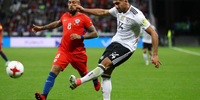 Confederations Cup, la finale: anteprima Germania-Cile