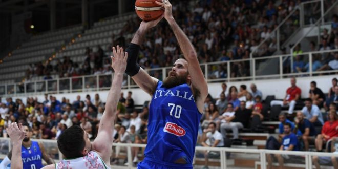 Trentino Cup: Italbasket vince e convince, Bielorussia asfaltata +60