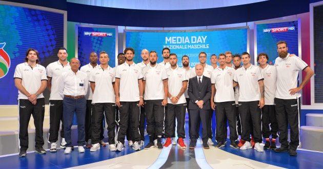 Italbasket: inizia la preparazione in vista degli Europei; fenomeni, ultima chiamata