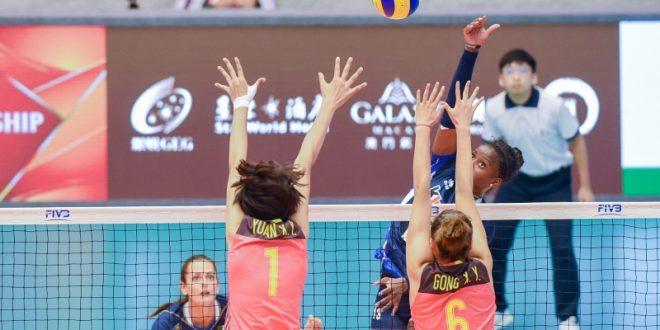 Grand Prix 2017, capolavoro Italvolley: Cina schiantata 3-0!