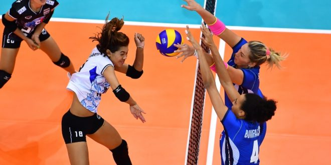 Grand Prix 2017, per Italvolley sconfitta indolore con la Thailandia. Ora Final Six