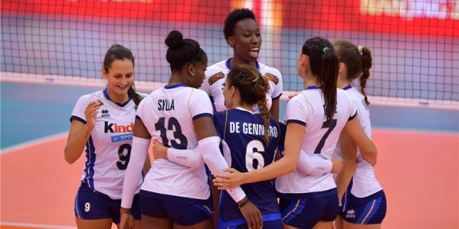 Grand Prix 2017, Italvolley soffre ma ce la fa:Turchia battuta, Final Six a un passo