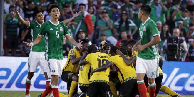 Gold Cup 2017, semifinale: clamoroso a Pasadena, la Giamaica fa fuori il Messico!