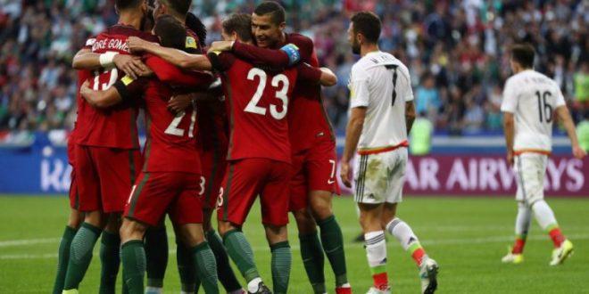 Confederations Cup, finale 3° posto: anteprima Portogallo-Messico