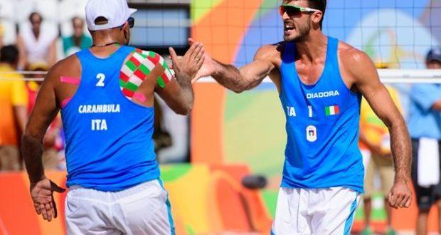 Mondiali beach volley 2017: Ranghieri/Carambula cedono ai polacchi