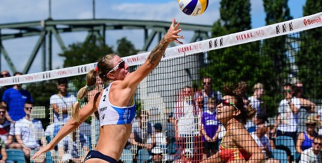 Mondiali beach volley 2017: Menegatti/Perry subiscono la rimonta cinese