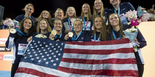 Mondiali pallanuoto 2017: USA ancora padroni nel femminile, Spagna surclassata
