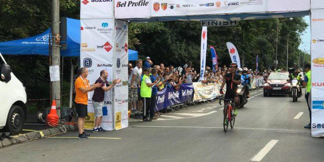 Sibiu Cycling Tour 2017, fuga vincente di Avila. Terzo Ponzi