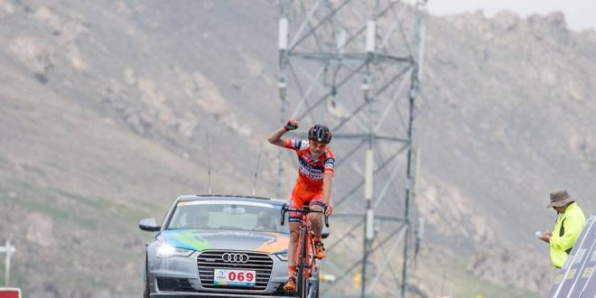 Tour of Qinghai Lake 2017, torna al successo Damiano Cunego