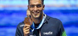 Mondiali Budapest 2017: bronzo Detti, delusione Martinenghi, record Sjöström