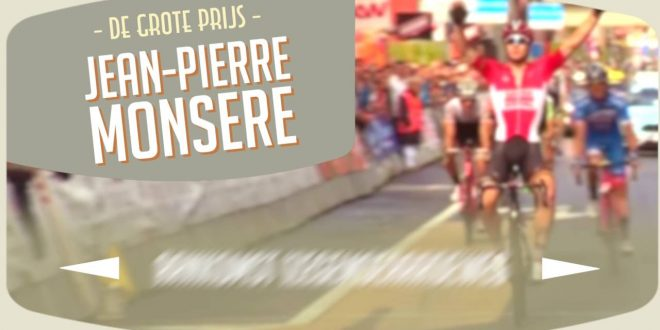Anteprima Grote Prijs Jean-Pierre Monseré 2017
