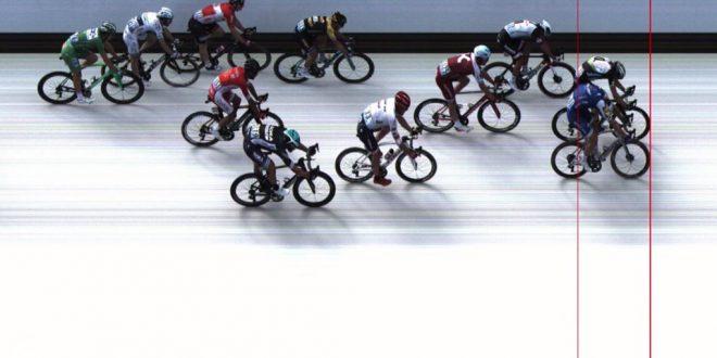 Tour de France 2017, Kittel tris al fotofinish