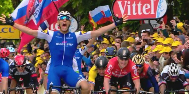 Tour de France 2017, Kittel non sbaglia: primo a Liegi