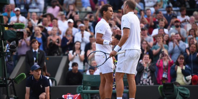 Wimbledon 2017, ottavi: un epico Muller stende Nadal. Avanti Federer e Murray