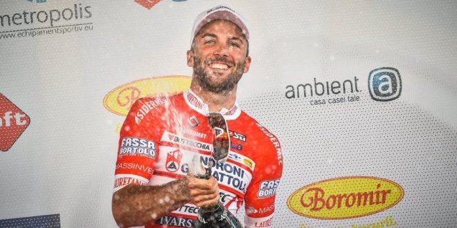 Sibiu Cycling Tour 2017, subito doppietta Androni: Palini precede Pacioni
