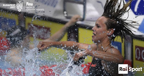 Mondiali Budapest 2017, Pellegrini da leggenda: campionessa mondiale!
