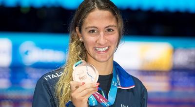 Nuoto, Mondiali Budapest 2017: due record mondiali e un bronzo azzurro