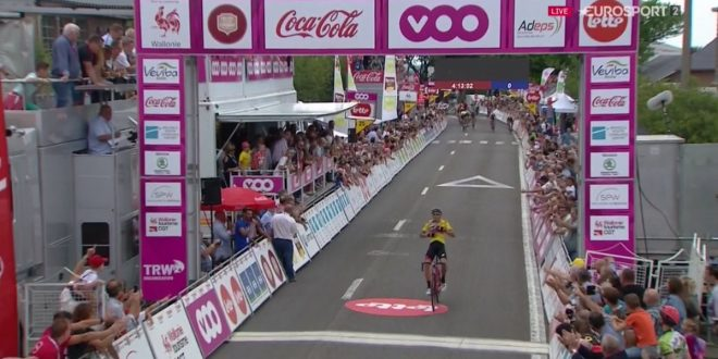 Giro di Vallonia 2017, Teuns suggella il suo dominio: tappa e classifica