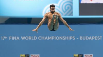 Mondiali Budapest 2017, Tocci d'autore: è bronzo da 1m!