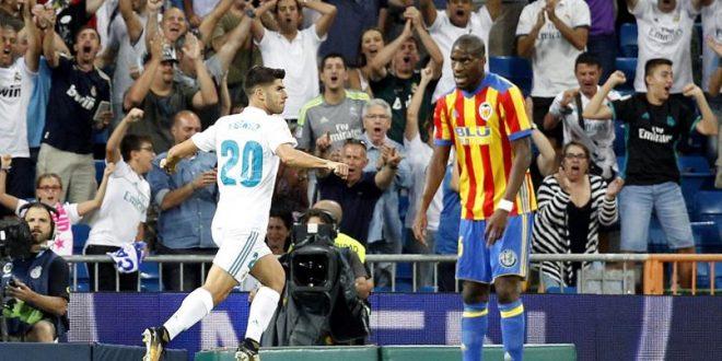 Liga, 2ª giornata, il post: Real, Kondo lo sfotte e Asensio lo salva. Atletico, altroché crisi!