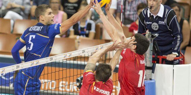 Europei volley maschile: sorpresa, Francia ko col Belgio! Anche la Turchia ridicolizza l'Olanda