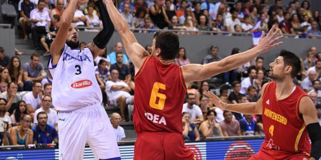 """Italbasket, la prima al torneo di Tolosa è buona: Montenegro ko a 4"""" dalla fine col Beli"""